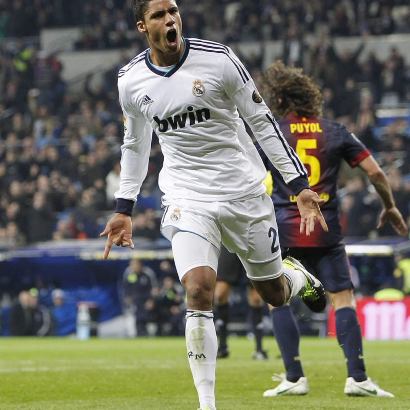 2011 / MES DEBUTS AU REAL MADRID
